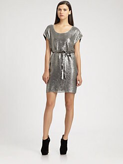 Diane von Furstenberg - Sol Beaded Dress