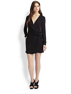 Diane von Furstenberg - Cassie Wrap Dress