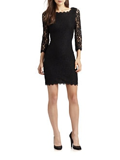 Diane von Furstenberg - Zarita Lace Dress
