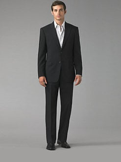 Versace Collection - Tropical Stretch Wool Suit