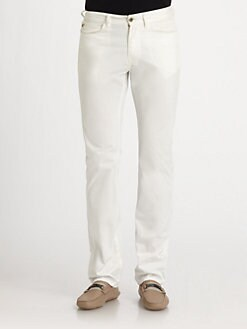 Versace Collection - Slim Stretch Jeans