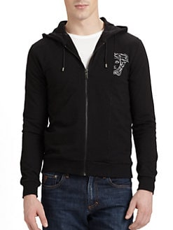 Versace Collection - Logo Hoodie