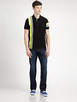 Versace Collection - Cotton Logo Polo