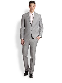 Versace Collection - Wool-Blend Suit