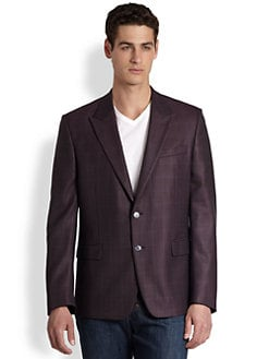 Versace Collection - Trend Bordeaux Jacket