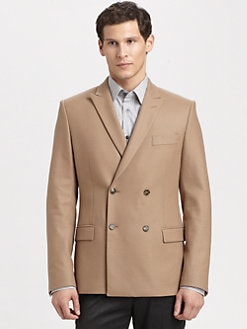 Versace Collection - Double-Breasted Blazer