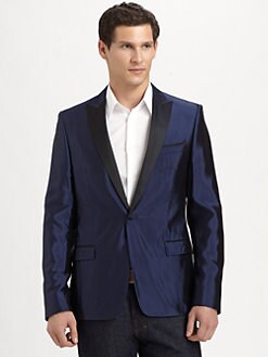 Versace Collection - Contrast Blazer
