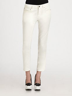Alexander McQueen - Slim-Leg Jeans