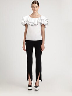 Alexander McQueen - Pierrot Top
