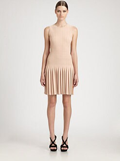 Alexander McQueen - Ruffle Dress