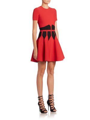 Intarsia Knit Corset Dress plus size,  plus size fashion plus size appare