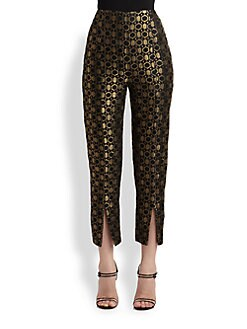 Alexander McQueen - Honeycomb Lace Trousers