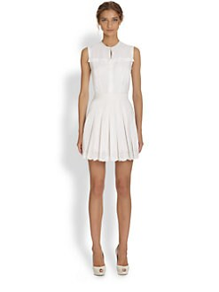 Alexander McQueen - Darted Sleeveless Shirt
