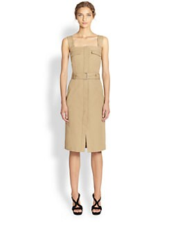 Alexander McQueen - Utility Pencil Dress