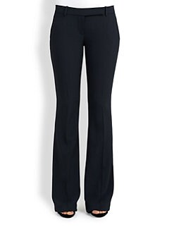 Alexander McQueen - Low-Rise Flared Pants
