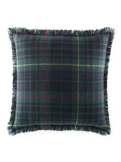 Ralph Lauren - Devonshire Tartan Throw Pillow