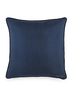 Ralph Lauren - Connor Polka Dot Throw Pillow