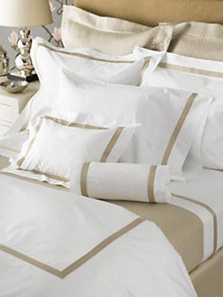 Matouk - Lowell Duvet Cover