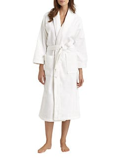 Frette - Shawl-Collar Velour Robe