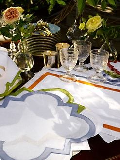 Matouk - Mirasol Dinner Napkins, Set of 4