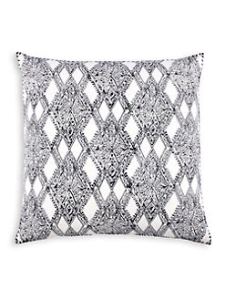 John Robshaw - Bend Euro Decorative Pillow