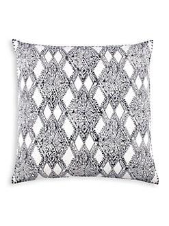 John Robshaw - Bend Euro Decorative Pillow