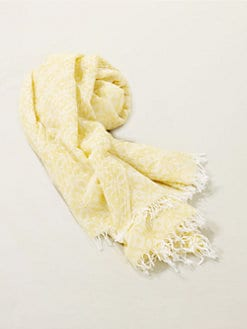Frette - Warm Oasis Linen Throw