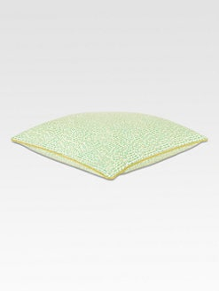 Frette - Edmond Bernardino Cushion/Green