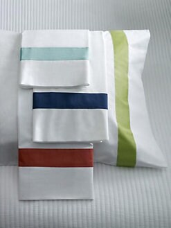 SFERRA - Orlo Pillowcases, Pair