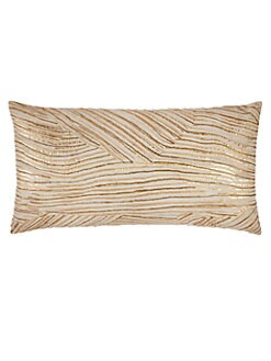 John Robshaw - Linseed Bolster Pillow