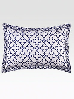 John Robshaw - Pipal Indigo Standard Sham