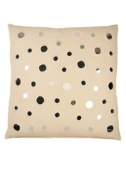 John Robshaw - Sheesha Decorative Pillow/Ivory