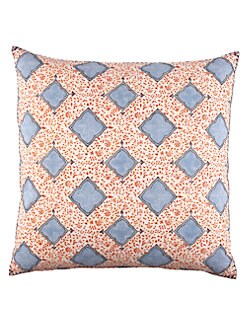 John Robshaw - Wildflower European Decorative Pillow