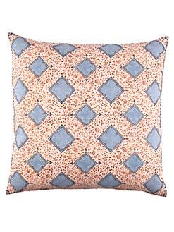 John Robshaw - Wildflower European Decorative Pillow