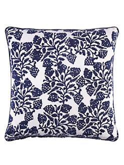 John Robshaw - Mosaic Berry Decorative Pillow