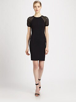 Yigal Azrouel - Diamond Knit Dress