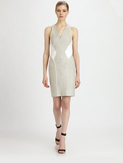 Yigal Azrouel - Compact Crepe Dress