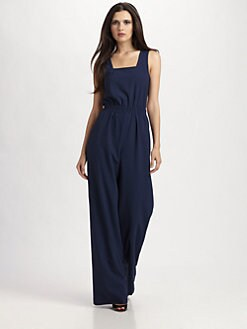 Yigal Azrouel - Wool Jumpsuit