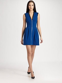 Yigal Azrouel - Zip-Front Dress