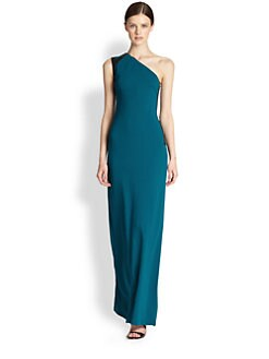 Yigal Azrouel - One-Shoulder Gown