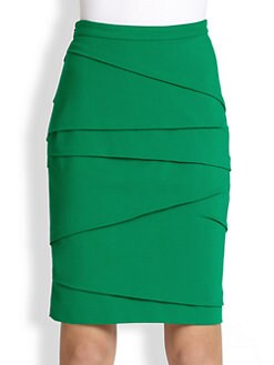 Yigal Azrouel - Compact Jersey Skirt