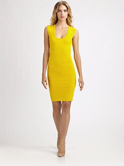 Yigal Azrouel - Techno Knit Dress
