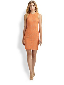 Yigal Azrouel - Stretch Lace Dress