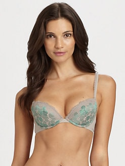 La Perla - Charming Flowers Push-Up Bra