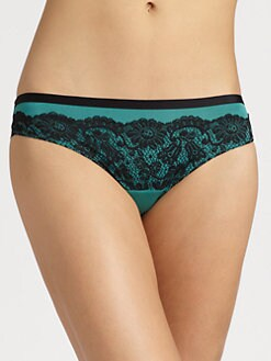 La Perla - Chrysler Brazillian Party Briefs
