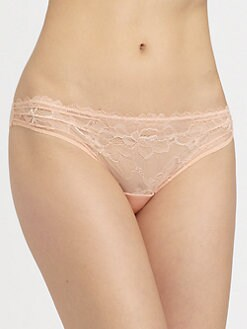 La Perla - Madison Soirée Brazilian Brief