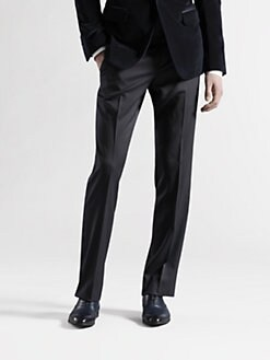 Gucci - Slim Tuxedo Pants