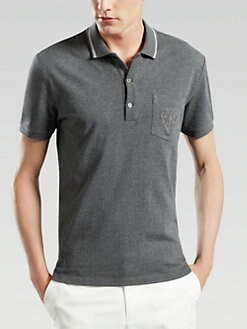 Gucci - Crested Polo