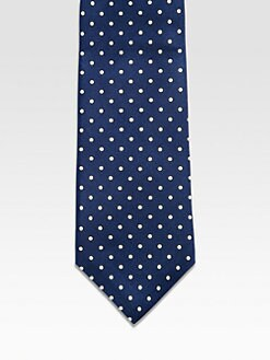 Gucci - Silk Dot Tie