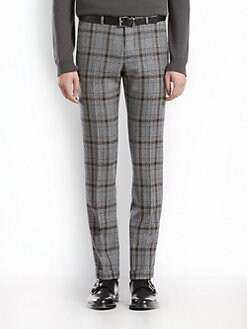 Gucci - Mouline Check Dylan Pant